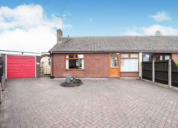 Thumbnail 2 bed semi-detached bungalow for sale in Glebe Avenue, Ripley