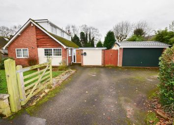Thumbnail 3 bed detached bungalow for sale in Birch Road, Congleton