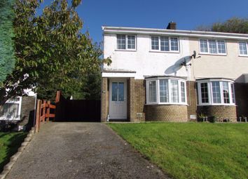 Thumbnail 3 bed property to rent in Highfields, Brackla, Bridgend