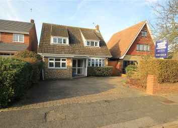 Thumbnail 3 bed bungalow for sale in View Road, Cliffe Woods, Kent