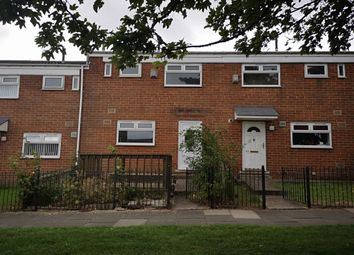 Thumbnail 3 bed terraced house to rent in Fonteyn Court, Hemlington, Middlesbrough