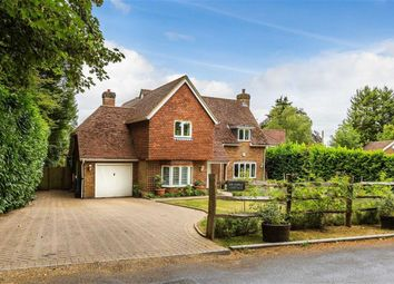 Thumbnail 5 bed detached house to rent in Icehouse Wood, Oxted, Surrey