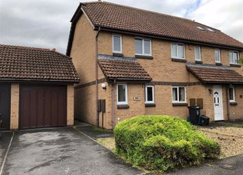 Thumbnail 2 bed semi-detached house to rent in Sidmouth Close, Burnham-On-Sea, Somerset