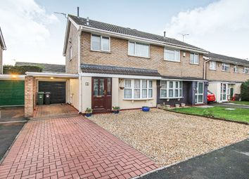 Thumbnail 3 bed semi-detached house for sale in Crossman Walk, Clevedon