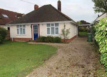 Thumbnail 3 bed detached bungalow to rent in Bell Lane, Kesgrave, Ipswich