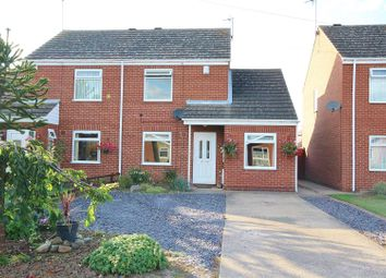 Thumbnail 3 bed semi-detached house for sale in Buttermere Road, Goole