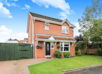 Thumbnail 3 bed detached house for sale in Carlton Fields, Carlton