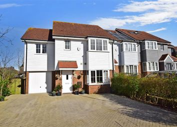 Thumbnail 4 bed semi-detached house for sale in St. Pauls Crescent, Boughton-Under-Blean, Faversham, Kent