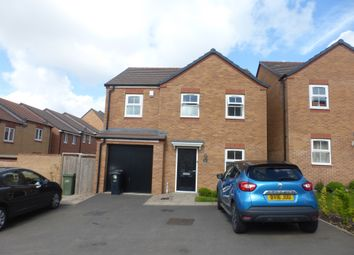 Thumbnail 4 bedroom detached house for sale in Cascade Way, Dudley