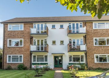 Thumbnail 2 bed flat for sale in Lovelace Gardens, Surbiton