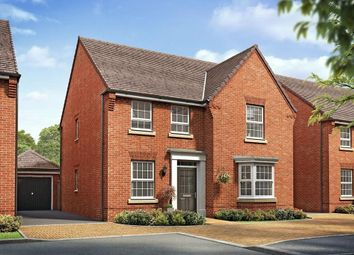 "Thumbnail 4 bed detached house for sale in ""Holden"" at Skylark Way, Witney"