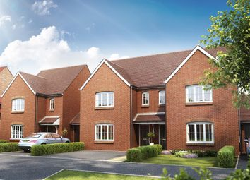 """Thumbnail 4 bed semi-detached house for sale in """"The Lumley """" at Hatfield Road, St Albans"""