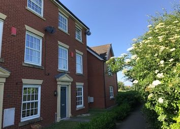 Thumbnail 3 bed town house to rent in Carter Close, Kingsley Village, Nantwich