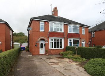 Thumbnail 3 bedroom semi-detached house for sale in Parkhall Avenue, Weston Coyney