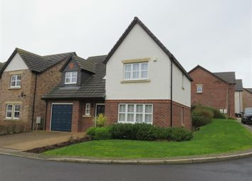 Thumbnail 4 bed detached house for sale in Mabel Wood Close, Great Clifton, Workington
