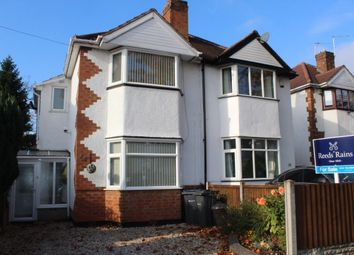 Thumbnail 3 bed semi-detached house for sale in Welford Avenue, Birmingham