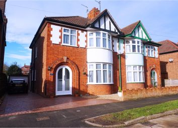 Thumbnail 3 bed semi-detached house for sale in Mayfield Road, Peterborough