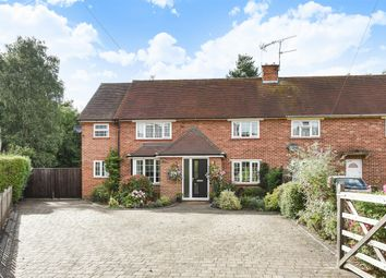 Thumbnail 5 bed semi-detached house for sale in Grove Close, Crowthorne / Wokingham, Berkshire