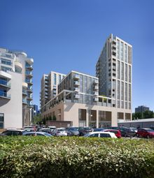Thumbnail 1 bed flat for sale in Lombard Road, Battersea