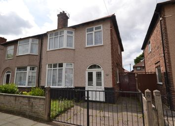 Thumbnail 3 bed semi-detached house for sale in Canterbury Avenue, Waterloo, Liverpool