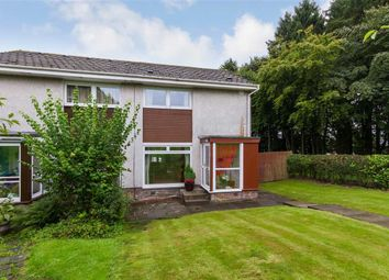Thumbnail 2 bed semi-detached house for sale in Glen Turret, St Leonards, East Kilbride