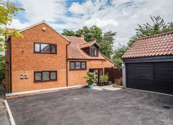 Thumbnail 4 bed detached house for sale in Kindleton, Great Linford