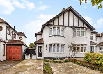 Thumbnail 3 bed semi-detached house for sale in Crest View Drive, Petts Wood, Orpington