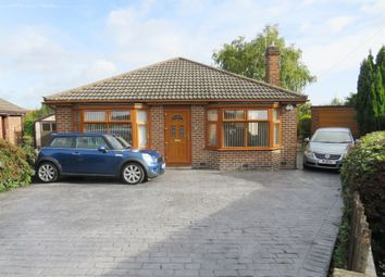 Thumbnail 3 bed detached bungalow for sale in Richmond Avenue, Littleover, Derby
