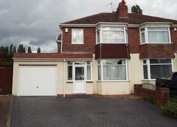 Thumbnail 3 bed semi-detached house for sale in Epwell Grove, Kingstanding, Birmingham, West Midlands