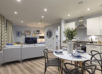 Thumbnail 1 bed flat for sale in The Paragon, Ilford Hill