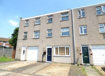 Thumbnail 4 bed terraced house for sale in Pimpernel Way, Harold Hill, Romford