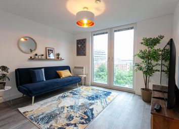Thumbnail 2 bed flat to rent in Talbot Road, Manchester