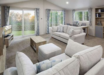 Thumbnail 3 bed lodge for sale in St. Leonards, Ringwood