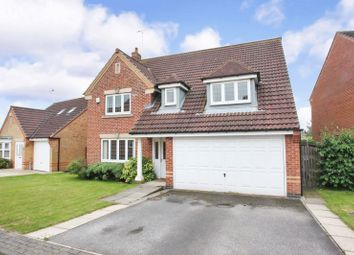 Thumbnail 4 bed detached house for sale in Elsham Fold, Hemsworth, Pontefract