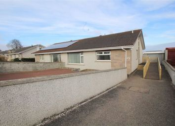 Thumbnail 3 bed semi-detached bungalow for sale in 13, Kincraig Terrace, Inverness