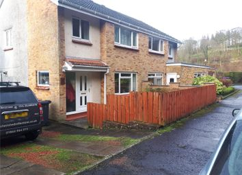 Thumbnail 3 bedroom semi-detached house for sale in Stakehill, Largs