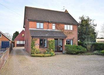 Thumbnail 5 bedroom detached house for sale in Market Street, Shipdham, Thetford