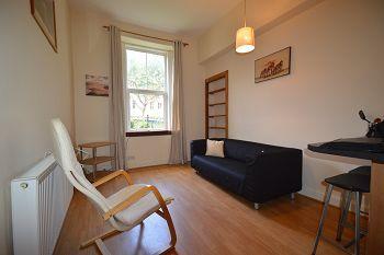 Thumbnail 1 bedroom flat to rent in Buchanan Street, Edinburgh
