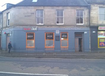 Thumbnail Retail premises for sale in North High Street, Musselburgh
