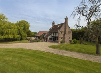 Thumbnail 4 bed detached house for sale in Hawe Lane, Sturry, Canterbury, Kent