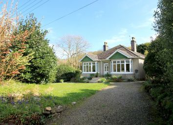 Thumbnail 3 bed detached bungalow for sale in Rice Lane, Gorran Haven, St. Austell