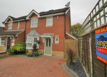 Thumbnail 4 bed semi-detached house for sale in Cony Close, West Cheshunt, Herts