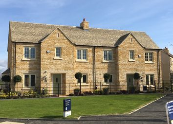Thumbnail 2 bedroom terraced house for sale in Quercus Road, Tetbury