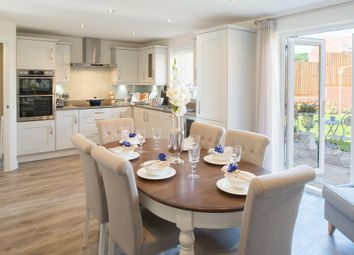 "Thumbnail 4 bedroom detached house for sale in ""Irving"" at Hill Pound, Swanmore, Southampton"