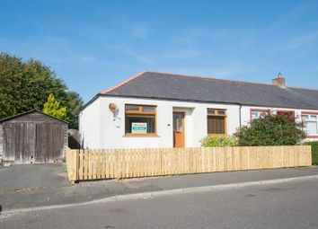 Thumbnail 2 bed terraced bungalow for sale in 3 Silvermount, Annan, Dumfries & Galloway