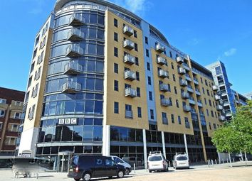 Thumbnail 2 bed flat for sale in Queens Court, 57 Queens Dock Avenue, Hull, North Humberside