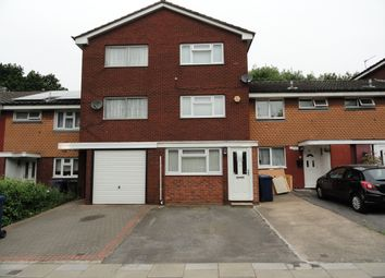 Thumbnail 4 bed town house for sale in Mary Peters Drive, Greenford