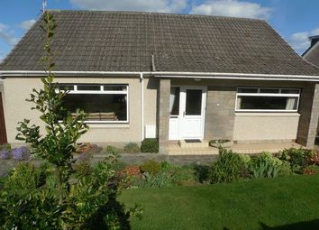 Thumbnail 4 bed detached bungalow for sale in Woodlands Road, Kirkcaldy