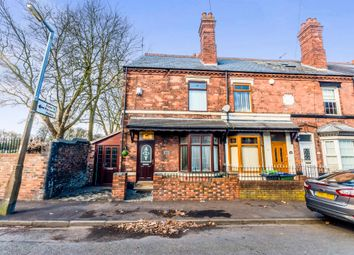 Thumbnail 3 bed end terrace house for sale in Brunswick Park Road, Wednesbury