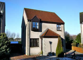 Thumbnail 2 bed semi-detached house to rent in Kingswood Road, Kingswells, Aberdeen
